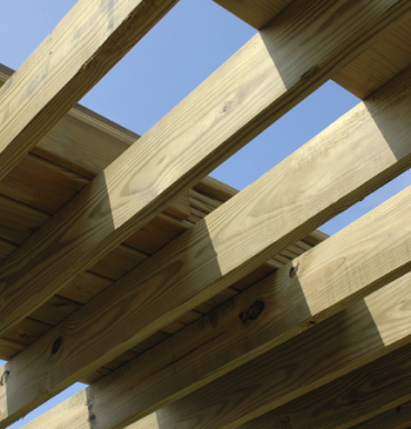 Outdoor Structural Timber