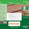 Timber Care Trifold Brochure