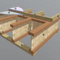 Floor Recess Detail - Type 1