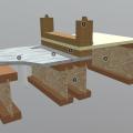 Floor Recess Detail - Type 2